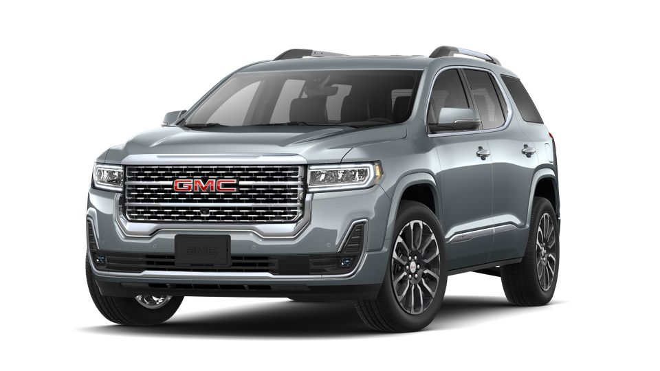 New 2021 GMC Acadia Denali