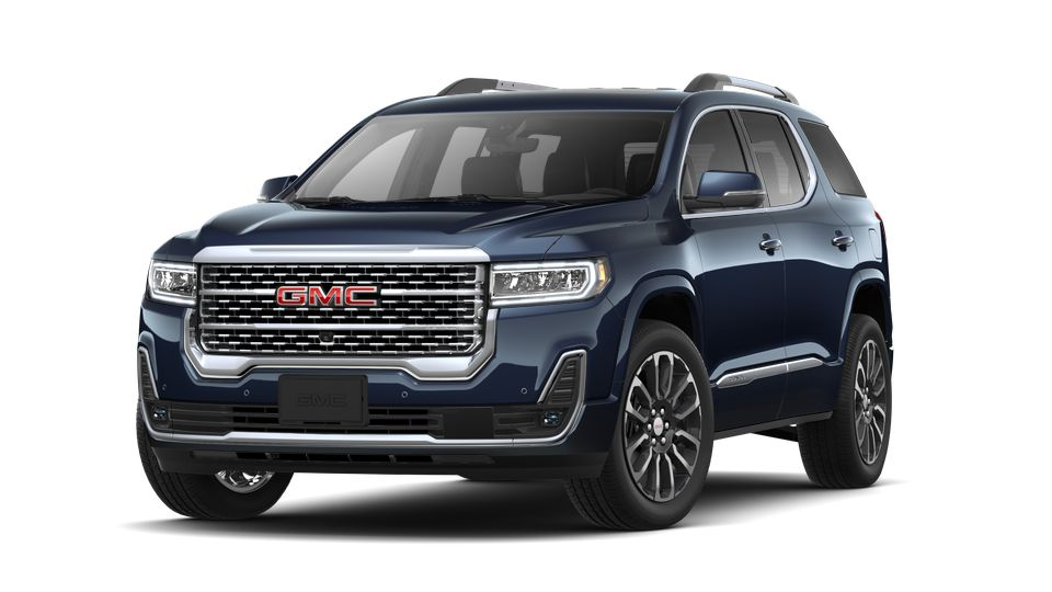 New 2021 GMC Acadia Denali SUV All Wheel Drive