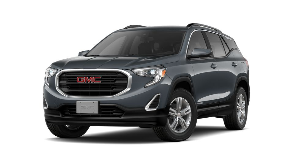 New 2021 GMC Terrain SLE