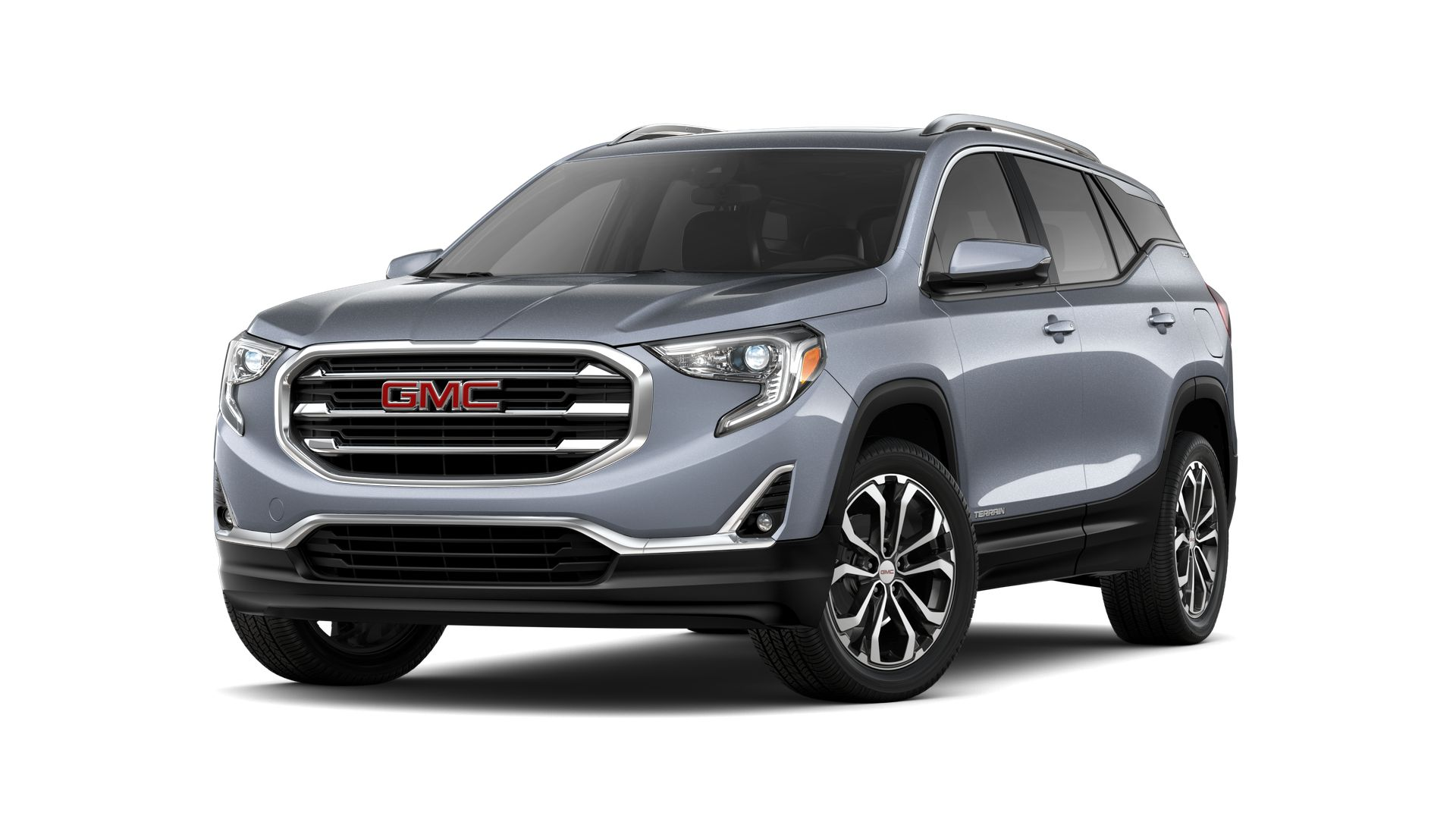 New 2021 GMC Terrain SLT ALL WHEEL DRIVE SUV