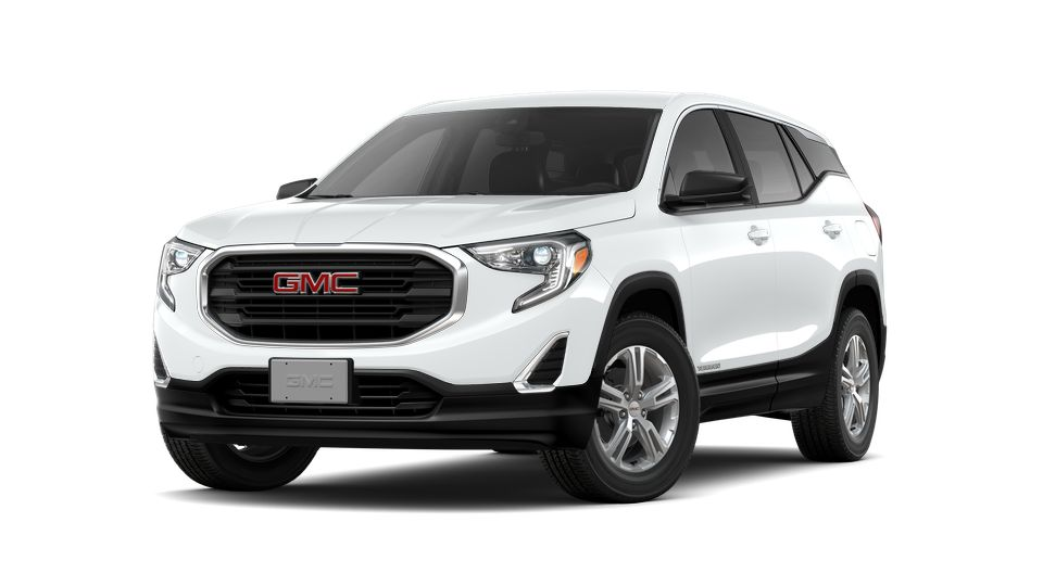 New 2021 GMC Terrain SL Front Wheel Drive SUV