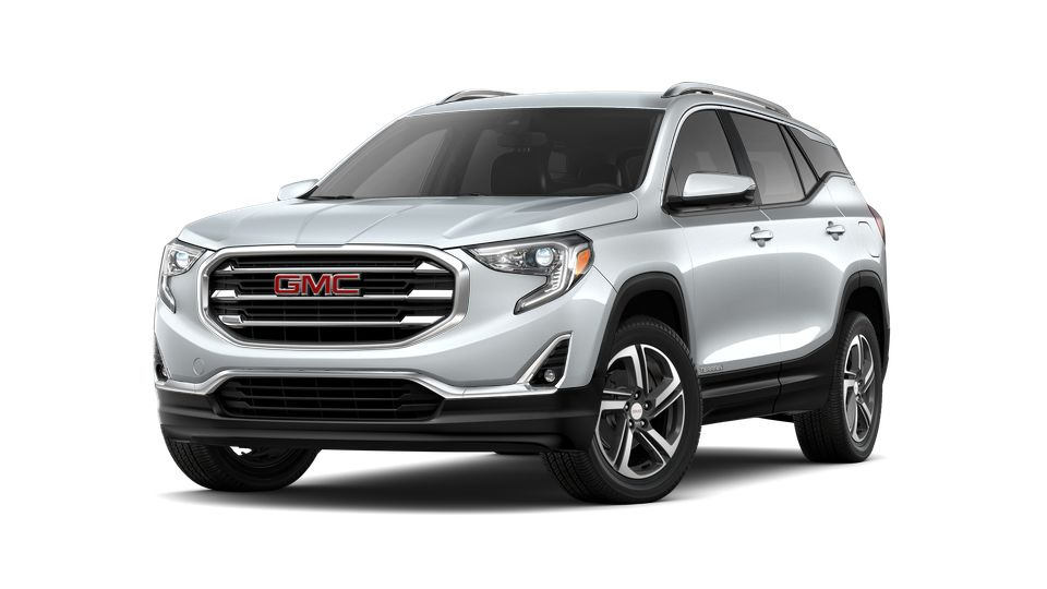 New 2021 GMC Terrain SLT