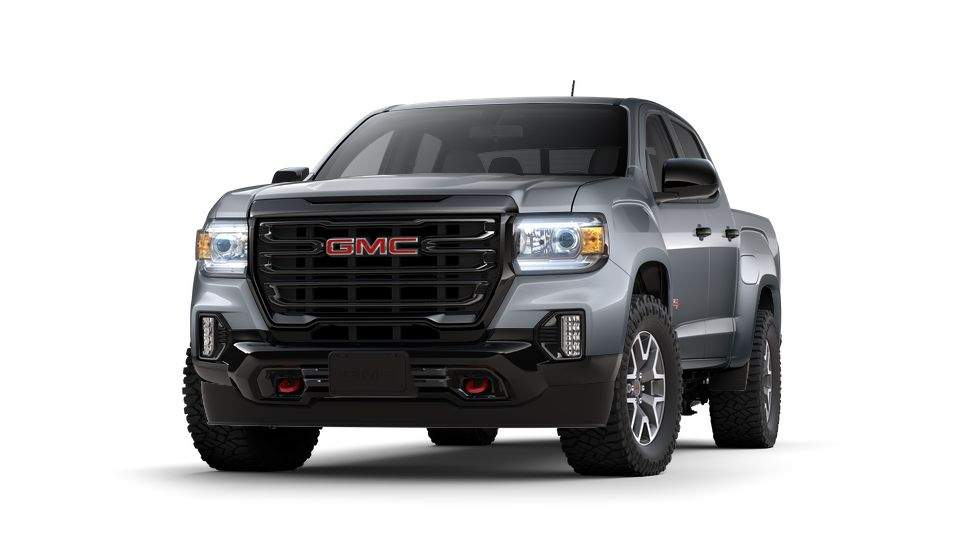 2022 GMC Canyon AT4 - Leather Crew Cab