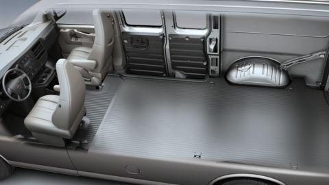 New 2020 GMC Savana Cargo 3500 Work Van